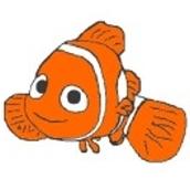 Ausmalbilder Findet Nemo