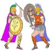 Ausmalbilder Romer Ausmalbilder Gratis Ausdrucken