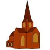 Kirchen Bilder Zum Ausmalen